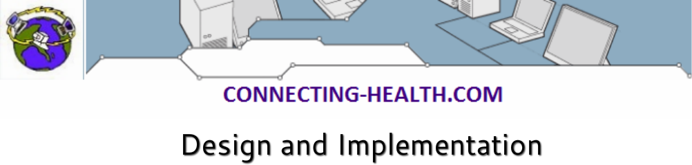 Connecting-Health LLC Logo